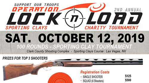Lock -N- Load Charity Sporting Clay Tournament