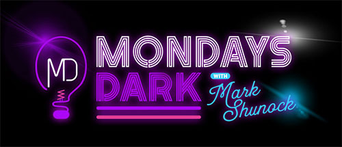 Mondays Dark - Supporting the GI Foundation